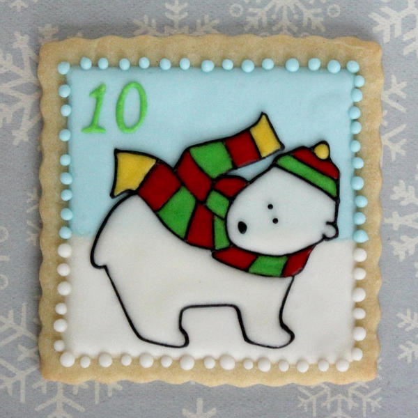 Polar Bear - Day 10 - Gwen's Kitchen Creations