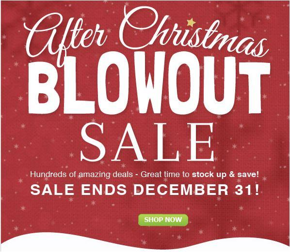After Christmas Blowout Sale at Fancy Flours - Up to 90% Off ...