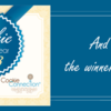 Best Cookie Banner - Winner Announcement: Graphic to left by Pretty Sweet Designs