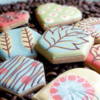 Retro Pattern Close-up 1: Cookies and Photo by Honeycat Cookies