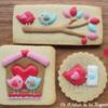 Pajaritos de San Valentin: By El Atelier de la Reposteria