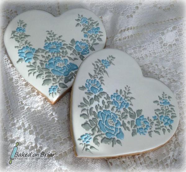 Blue Valentine- Allison at Baked on Briar - 3
