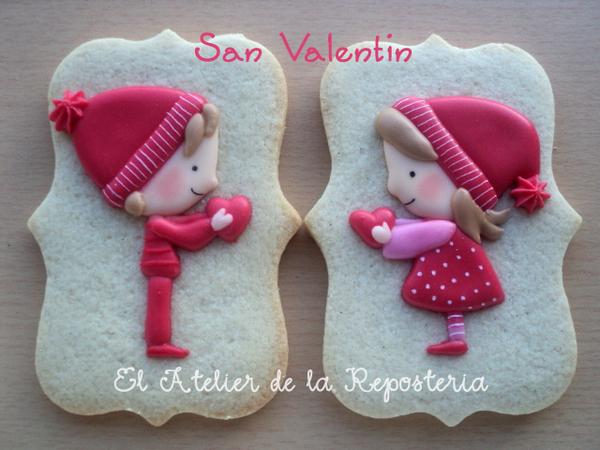 San Valentin - El Ateliaer de la Reposteria - 4