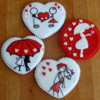 Be My Valentine/Love Is In The Air: By The Cookie Lab