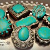 Turquoise: Cookies and Photo by Funky Cookie Studio