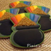 Pot of Gold at the End of the Rainbow: By Sheila at Pixie's Treats
