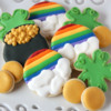 St. Patrick's Day Cookies: By Baking In Heels