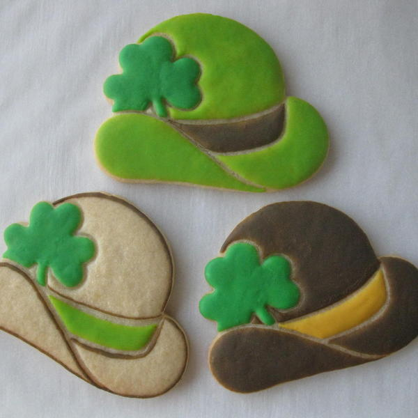 St Patricks Day - Classic Cookies by Parr -6