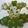 St. Patrick's Day Green Beer and Shamrocks: By Jill Holly's Hobby