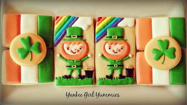 Silly Leprechauns - Yankee Girl Yummies - 8