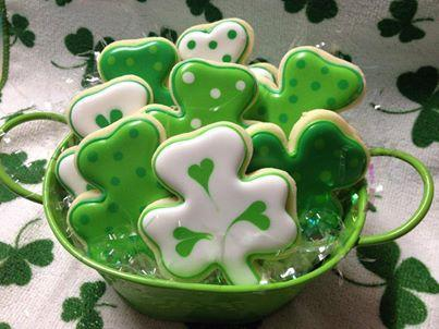 Luck-o-the Irish - Kims Kookies - 9