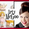 Arty MGoo Banner: Cookies and Photos by Arty McGoo