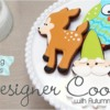 Designer Cookies Title Page: Image Courtesy of Craftsy