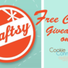 Craftsy Class Giveaway: Logos Courtesy of Craftsy and Cookie Connection