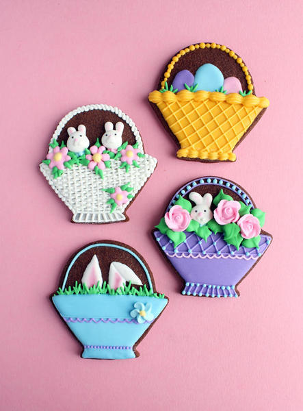 Easter Baskets _ Gwens Kitchen Creations - 9