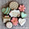 #1 - Mothers' Day Cookies: By mintlemonade