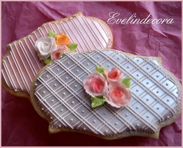 Rose Cookies _ Evelindecora - 7