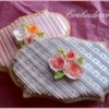 #7 - Rose Cookies: By Evelindecora