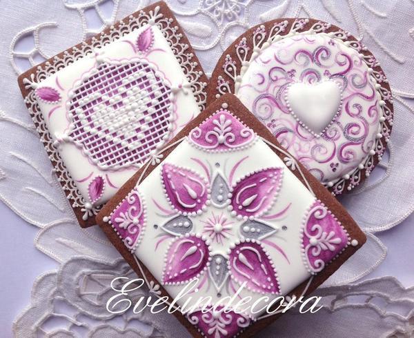 Purple cookies Evelindecora -10