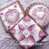 #10 - Purple Cookies: By Evelindecora