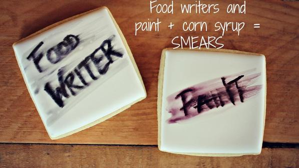 Food writers CS Painting