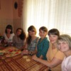 Group of Ukranian Cookiers with Pam: Photo Courtesy of CookieCrazie