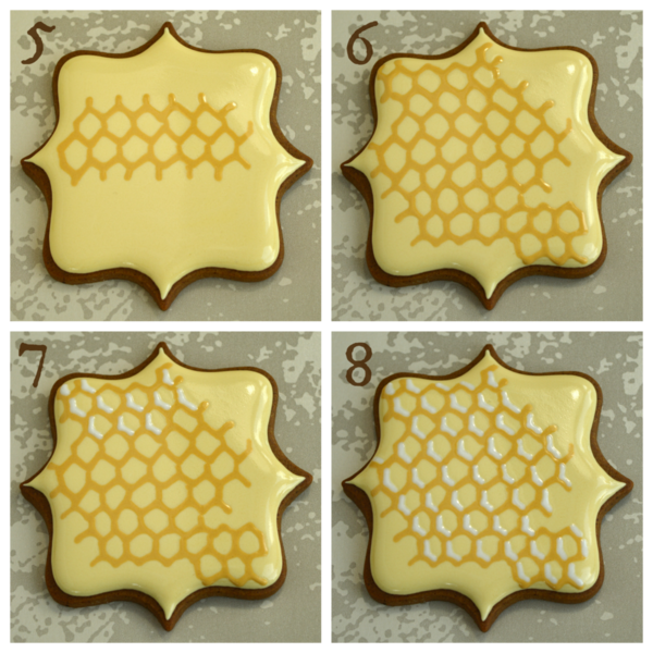 Honeycomb Collage 2