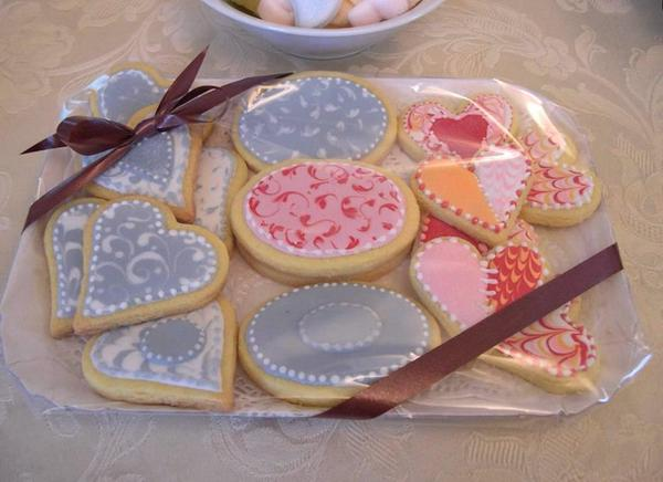 Eve royal icing cookies 5
