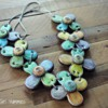 Flower Necklace - Finished!: Cookies and Photo by Yankee Girl Yummies