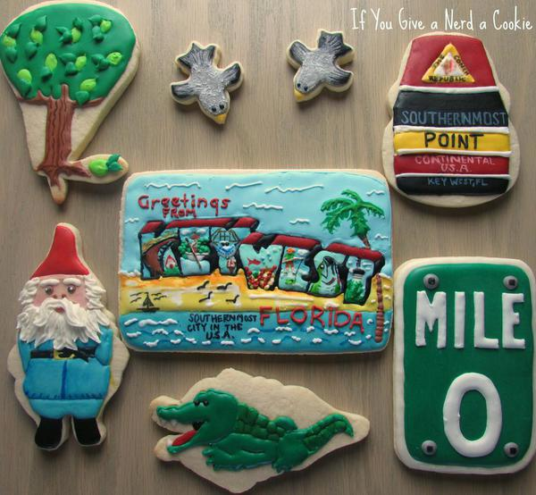 If You Give a Nerd A Cookie- Travel to Key West