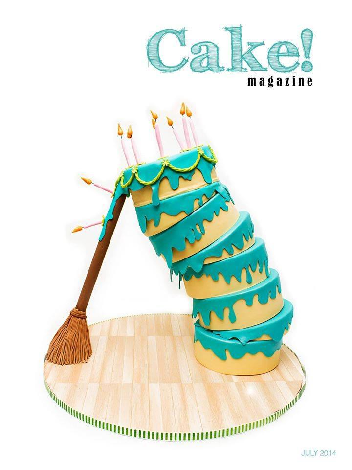 Cake Decorating How Many Issues : Cookiers Rule in Cake! Magazine Cookie Connection