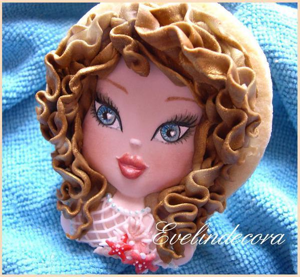 Summer Doll Cookie - Evelindecora -10