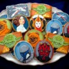 Top Character Cookies - Star Wars Cookies: By Compassionate Cake