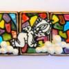 Top Christmas Cookie - Vidrieras (aka Windows): By Nanatartas Fondant Granada