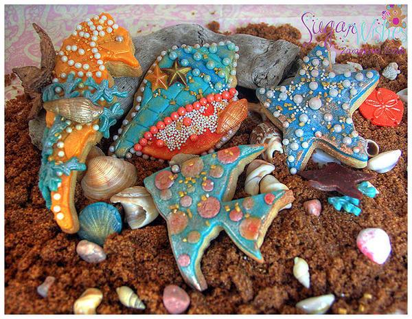 Tina at Sugar Wishes Sea Theme