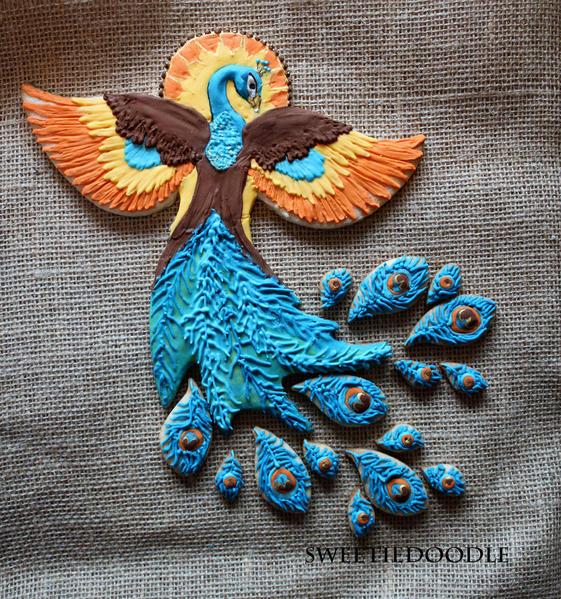 Sweetiedoodle Pheonix-Peacock
