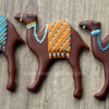 Camel Cookies: Cookies and Photo by The Royal Icing Queen