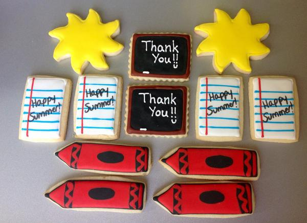 Teacher Appreciation - Melissa at the Art of Frosting - 3