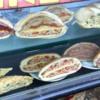 Mile-High Mortdella Sandwiches at Mercado Municipal: Fuzzy Image Courtesy of Julia's iPhone