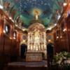 Igreja Nossa Senhora do Brasil, Altar: Fuzzy Image Courtesy of Julia's iPhone