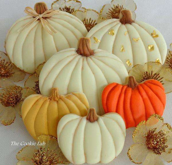 Pumpkins - My Choice - The Cookie Lab - 3