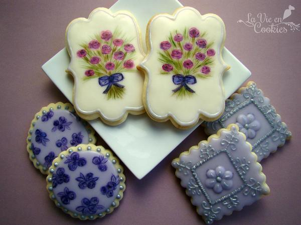 Purple Cookies- La Vie en Cookie Prize Winner