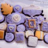 Fall into Lilac: Cookies and Photo by Dany's Cakes