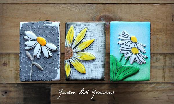 3 flowers 1 technique