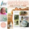Baked on Briar in Martha Stewart Weddings: Image courtesy of Martha Stewart Weddings