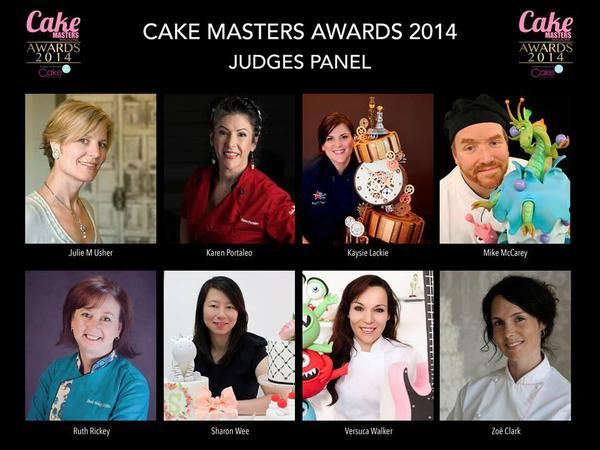 CakeMasters Awards