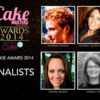 News Flash! Cake Masters Cookie Award Finalists Announced!