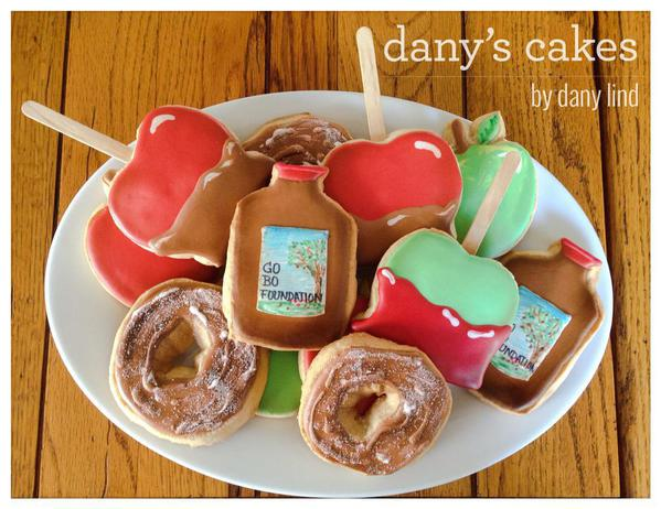GO BO 2013 - Danys Cakes - Cookie That Look Like Other Food