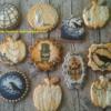 1 - Halloween Cookies: By A ja to pierniczę