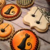 3 - Spooky Critters and Cats: By Sweet Hill Cookies